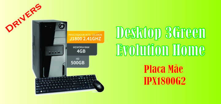 Drivers 3green Evolution Home Desktop