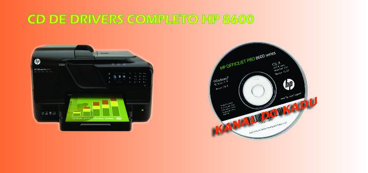 impressora hp 8600