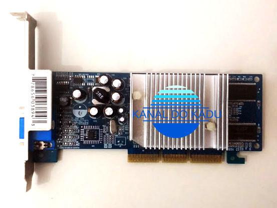 NVIDIA GeForce FX 5200 (Microsoft Corporation - WDDM) Driver