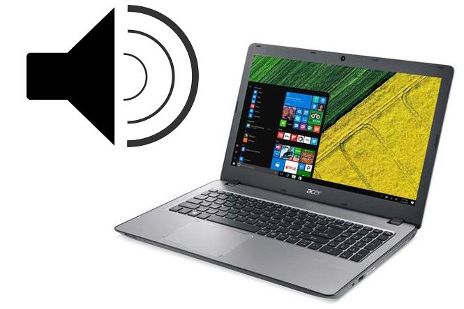 Driver de áudio Notebook Acer Aspire F15 F5-573-544T Windows 7