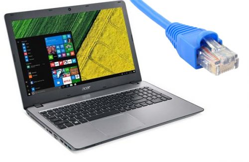 Driver de rede LAN Notebook Acer Aspire F15 F5-573-544T Windows 7