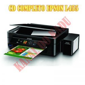 CD drivers Completo EPSON L455