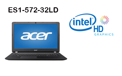 Drivers de vídeo Acer ES1-572-32LD Windows 7 64 Bits