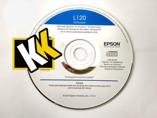 drivers epson L120