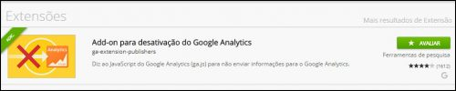 Excluir tráfego interno do Google analytics