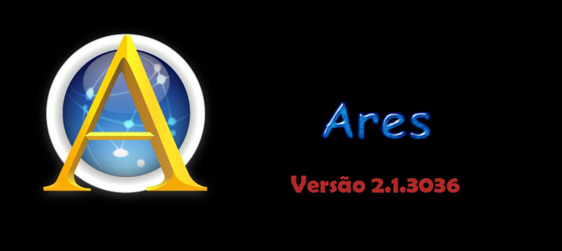 Download Ares Galaxy Versão 2.1.3036