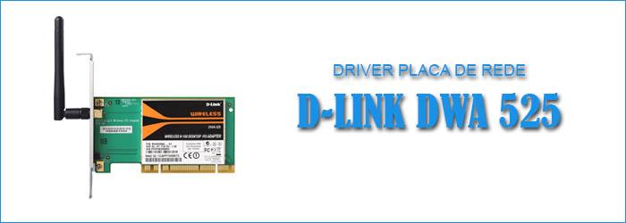 Driver D-Link Dwa-525