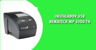 Driver Usb Bematech MP-4200