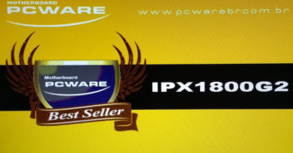 Drivers Placa Mãe IPX1800G2 Windows 7 64 bits