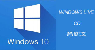 Live CD Win10PESE