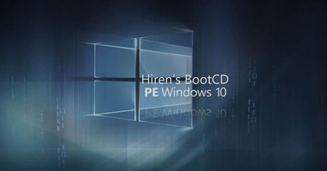 Download Hiren's Boot PE Win10