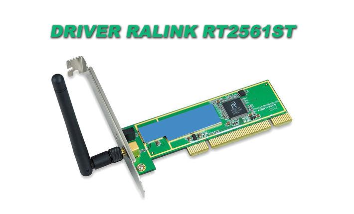 Driver RT2561ST para windows 7